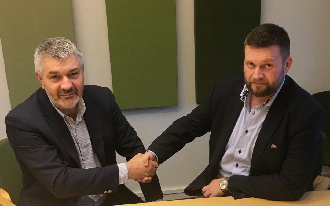 Fredrik Roman ny affärsområdeschef
