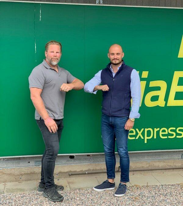 I led med att förstärka EliaExpress marknadsposition i Halland har Magnus Winkelmark anställts som Affärschef.